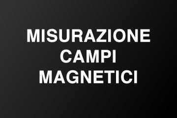 Misura campi magnetici